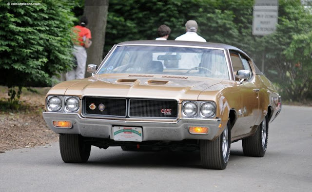 Buick Gran Sport - American Muscle Cars