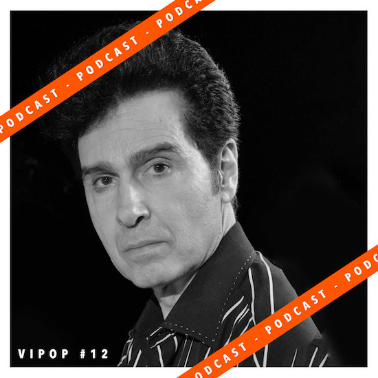 Hear Tav Falco on Le Village Pop podcast