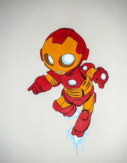Skottie Young's Iron Man