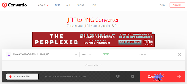 Convert all Image Formats Online