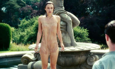 Keira Knightley não fará mais cenas de sexo em filmes dirigidos por homens