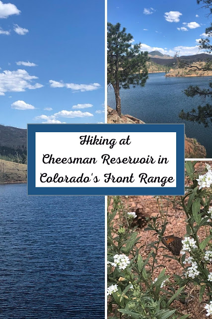 Veering Off Track Results in Memorable Hike at Cheesman Reservoir in Colorado