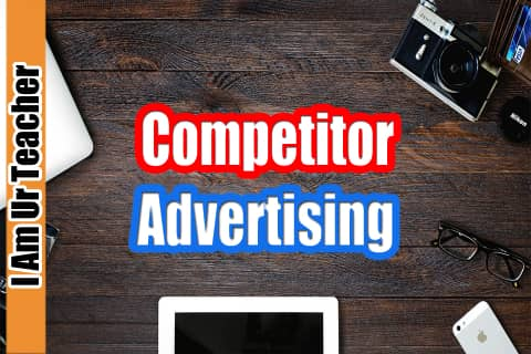 Competitor Advertising: How to peek on your competitors ad