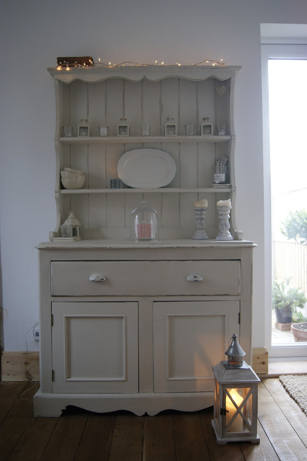 We Made This Home Revamping An Old Welsh Dresser