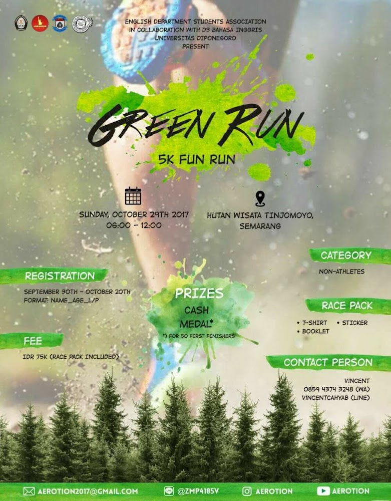 Aerotion Green Run • 2017