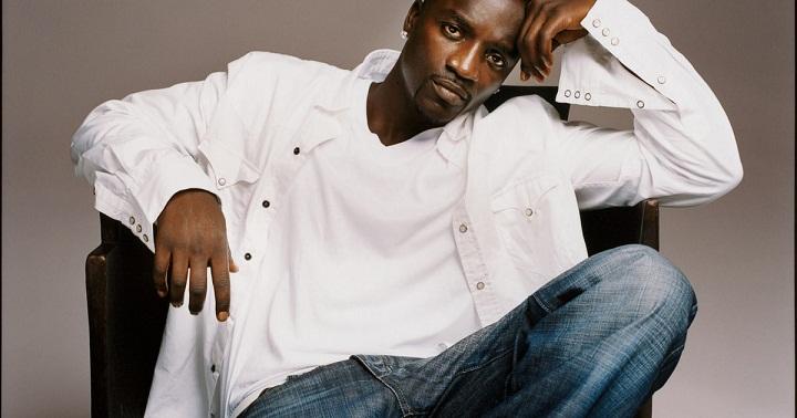 Daftar Album dan Judul Lagu Akon