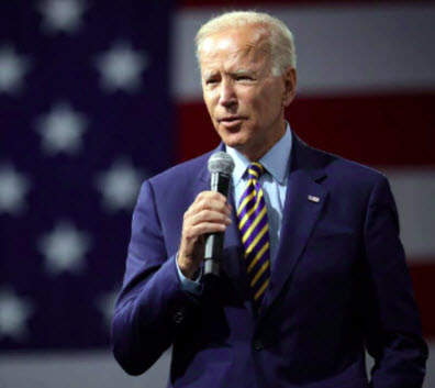 Biden pays homage to Covid victims and talks about 'healing the country'