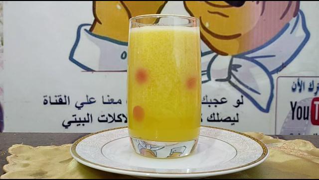 طريقة عمل عصير قرع العسل بالبرتقال صحي و لذيذ / الشيف محمد الدخميسي