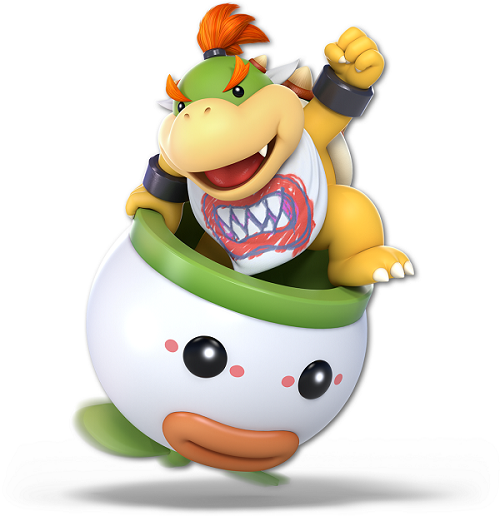 Bowser Jr. Super Smash Bros. Ultimate