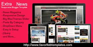 Download Gratis Template Premium