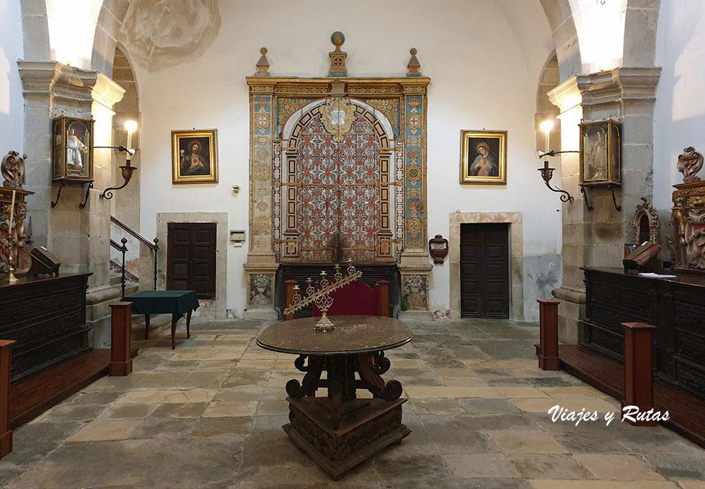 Sacristía de Vilanova de Lourenzá