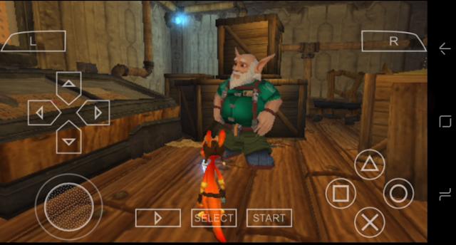 تحميل لعبة مغامرات daxter على محاكي ppsspp لعبة ممتعة