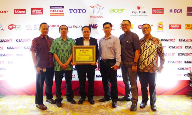 Acer Indonesia Raih Penghargaan ICSA 2017 untuk ke-10 Kalinya