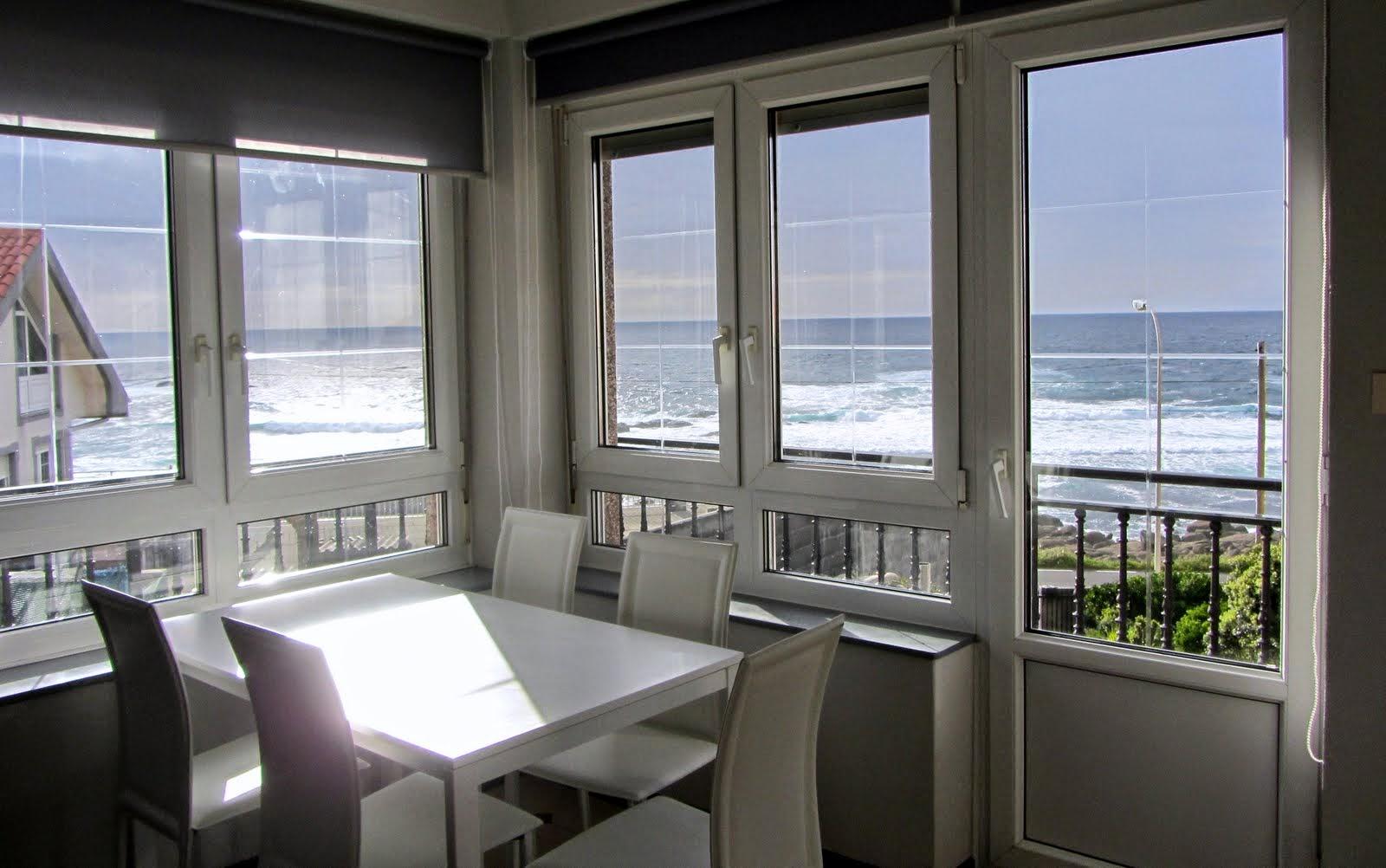 Vistas al mar, Albergue Da Costa