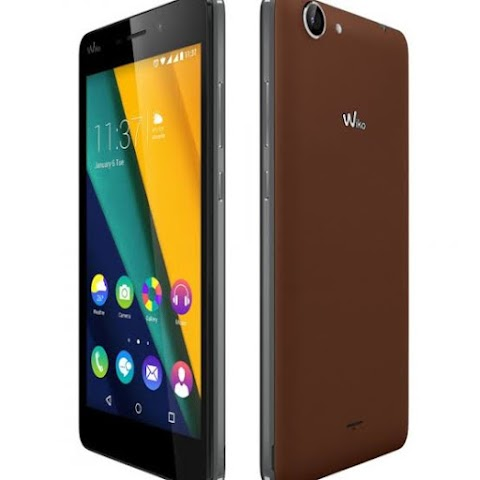 Wiko Pulp Fab 3G Firmware Flash file Download
