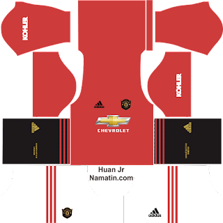Skin Dream League Soccer Manchester United 2020