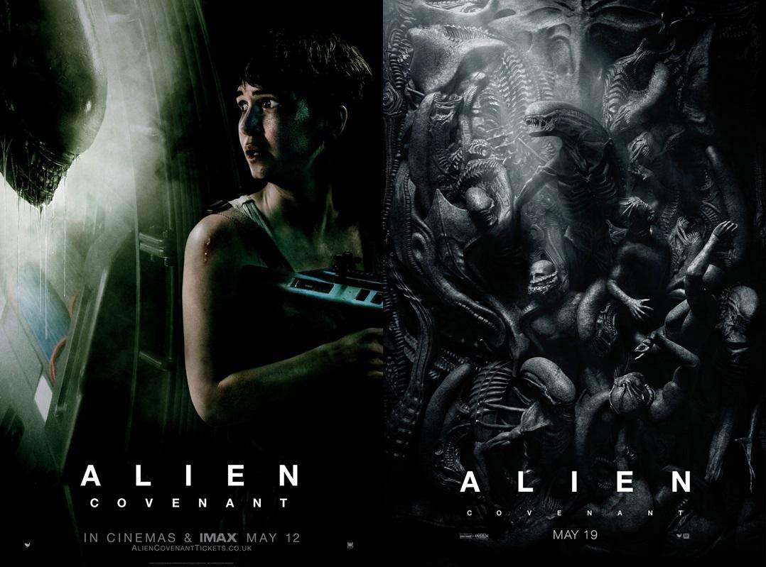 Alien Covenant 2017 เอเลี่ยน โคเวแนนท์