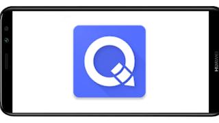 تنزيل برنامج QuickEdit Pro Unlocked mode مدفوع و مهكر بدون اعلانات بأخر اصدار