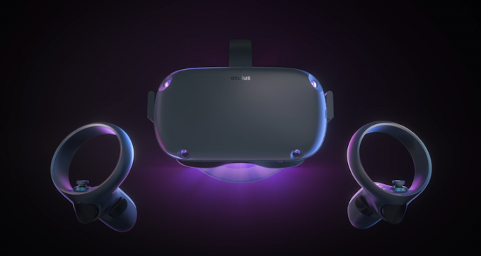 SORTEIO De Um Oculus Quest: headset VR sem fio!
