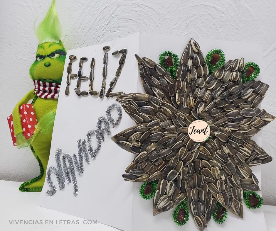 Tarjetas DIY navidad grinch