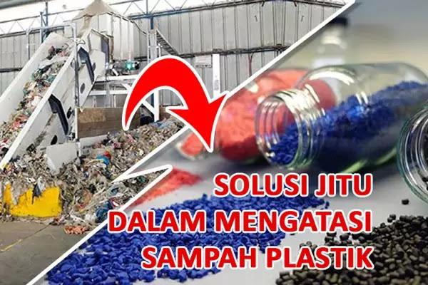 Cara Mengatasi Masalah Sampah Plastik