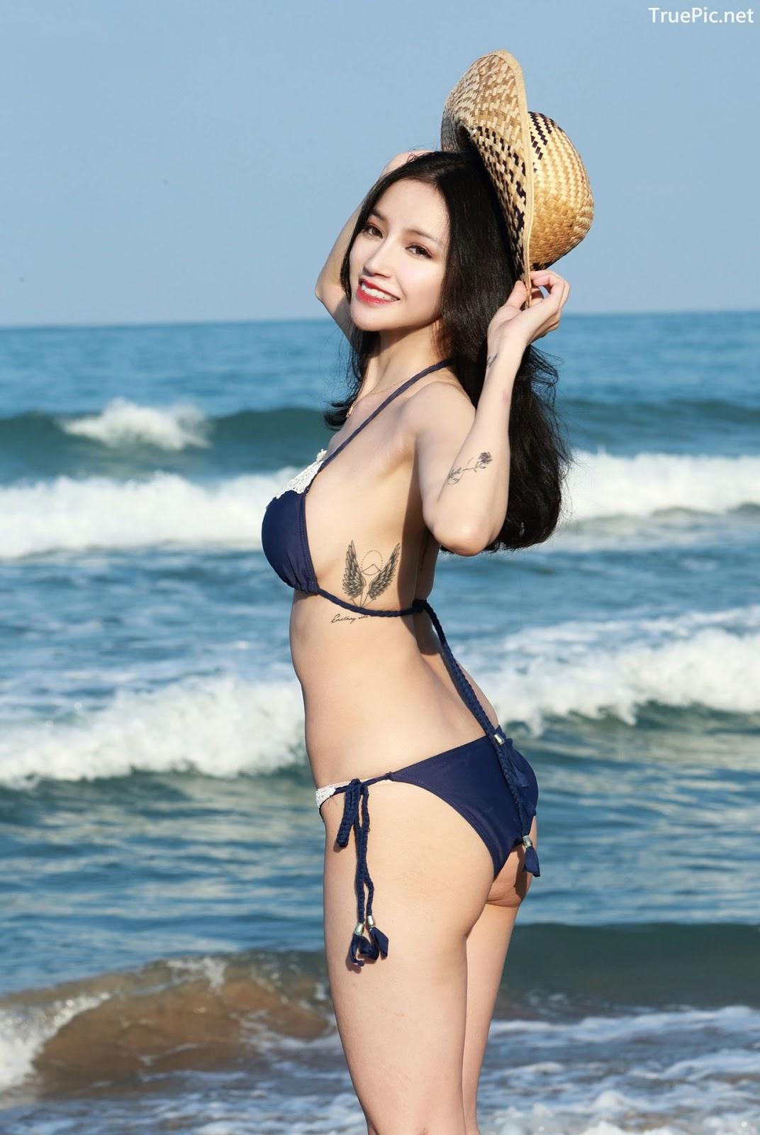 Image-Taiwanese-Model-艾薉-Beautiful-And-Sexy-Bikini-Girl-TruePic.net- Picture-8