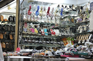 Buy shoes in Vietnam