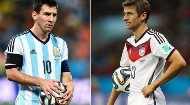 مشاهدة مباراة المانيا والارجنتين بث مباشر اليوم 9-10-2019 في مباراة ودية