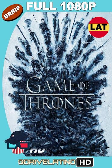 Game of Thrones Temporada 08 BRRip 1080p Latino-Ingles MKV