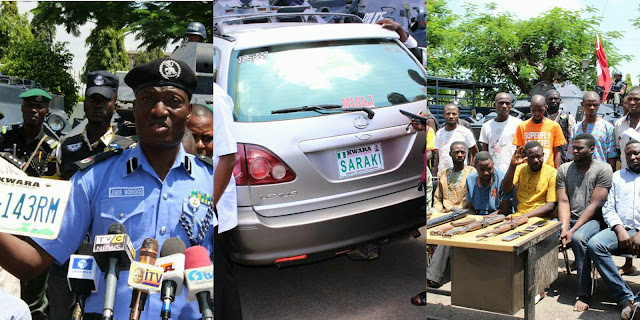 Image result for Police Releases Names Of 22 Offa Robbery Suspects And The Number People Each Person Killed
