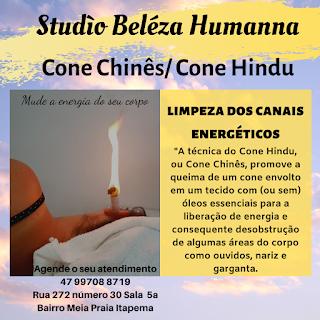 Cone Chines/cone hindu
