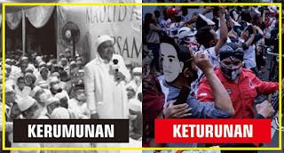 Virus Covid di Indonesia Sangat Canggih? Bisa Bedakan Kerumunan dan Keturunan?