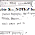 Shabbir Sir IAS Geography Hand Written pdf Notes download in English