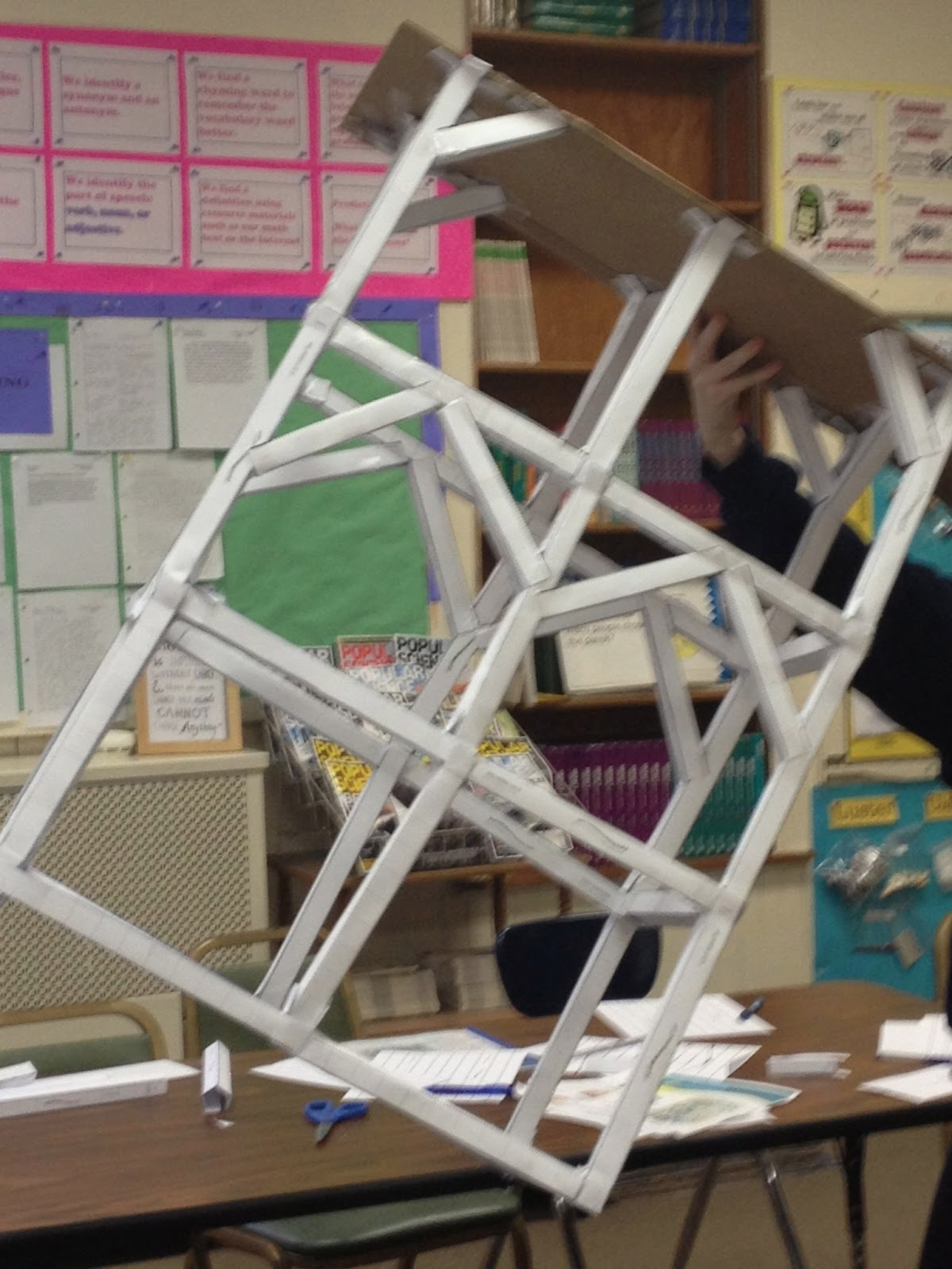 The Paper Roller Coaster Challenge