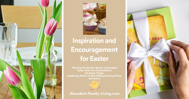 Inspiration and Encouragement for Easter (2021)