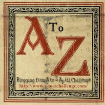 2012 A To Z Blog Challenge