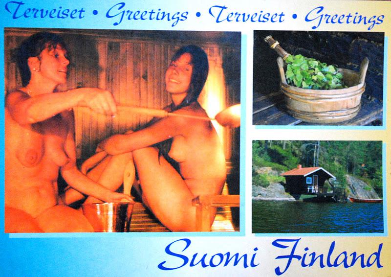 fińska sauna