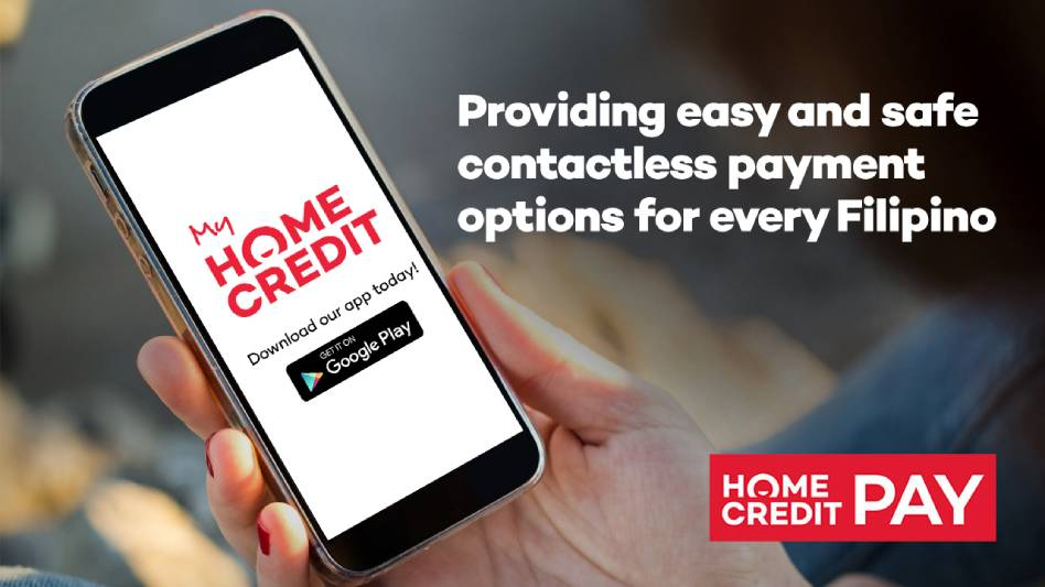 Home Credit Pay