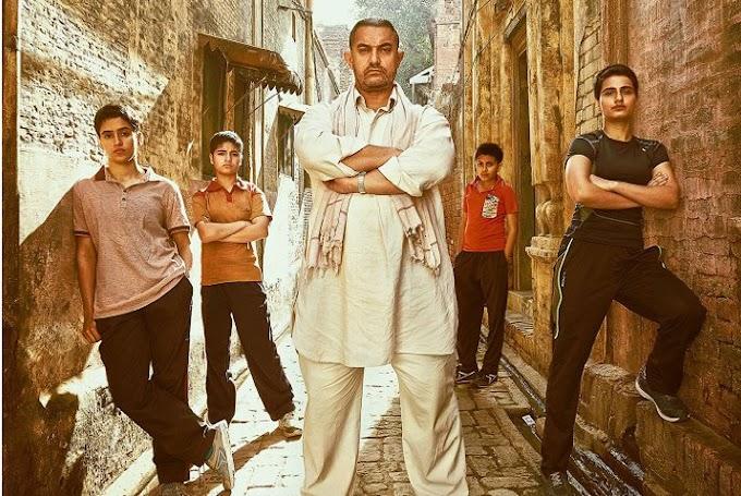Review Film Dangal:  Gulat, Emansipasi dan Kasih Sayang Ayah