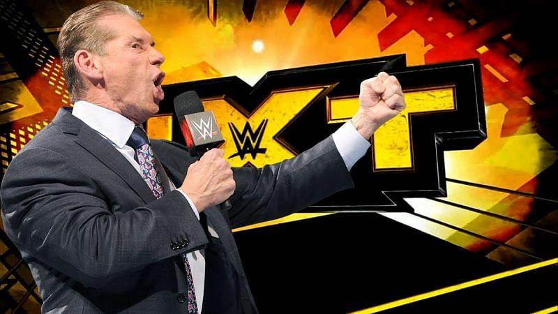 Vince McMahon não esteve presente na estreia do WWE NXT 2.0