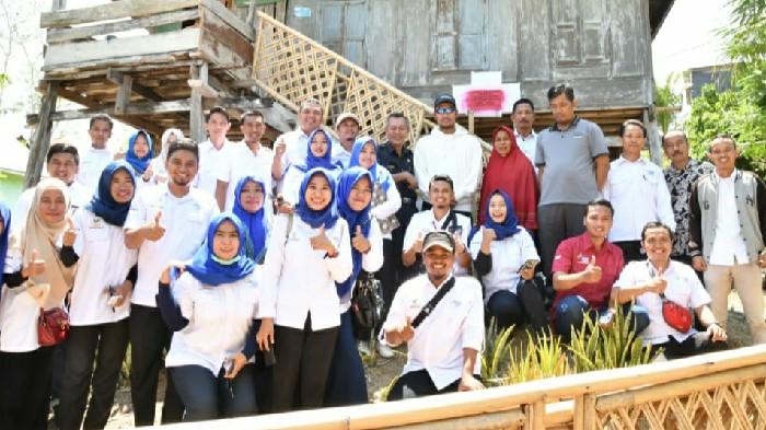 Soal Program Pelabelan Rumah Penerima Bantuan Sosial, Ini Kata Ketua DPRD Sinjai Sementara