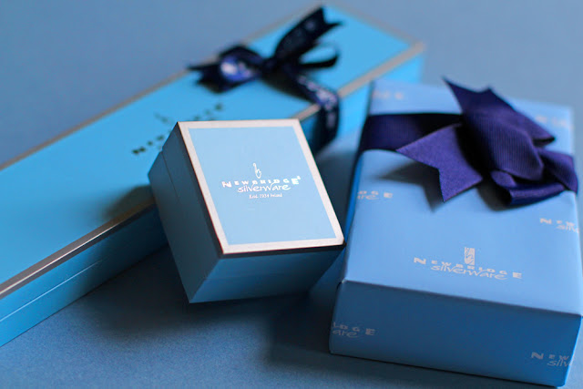 Newbridge Silverware jewellery gift boxes - UK style blog