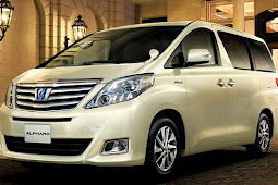 Sewa Mobil Alphard, Camry, Fortuner