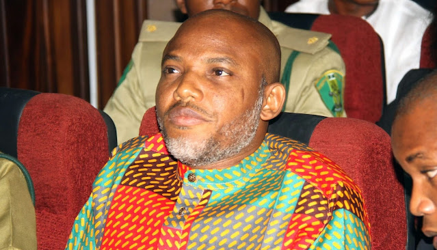 Nnamdi Kanu Wasn't Arrested In UK, The Truth Is Finally Out