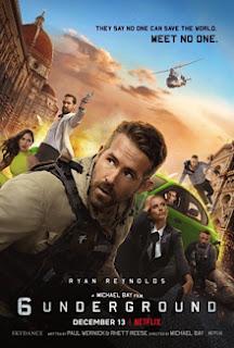 6 Underground (2019) Full Movie DVDrip Download mp4moviez
