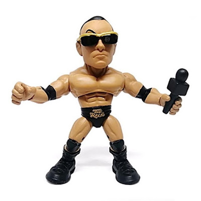 San Diego Comic-Con 2020 Exclusive WWE Action Vinyls Figures by The Loyal Subjects