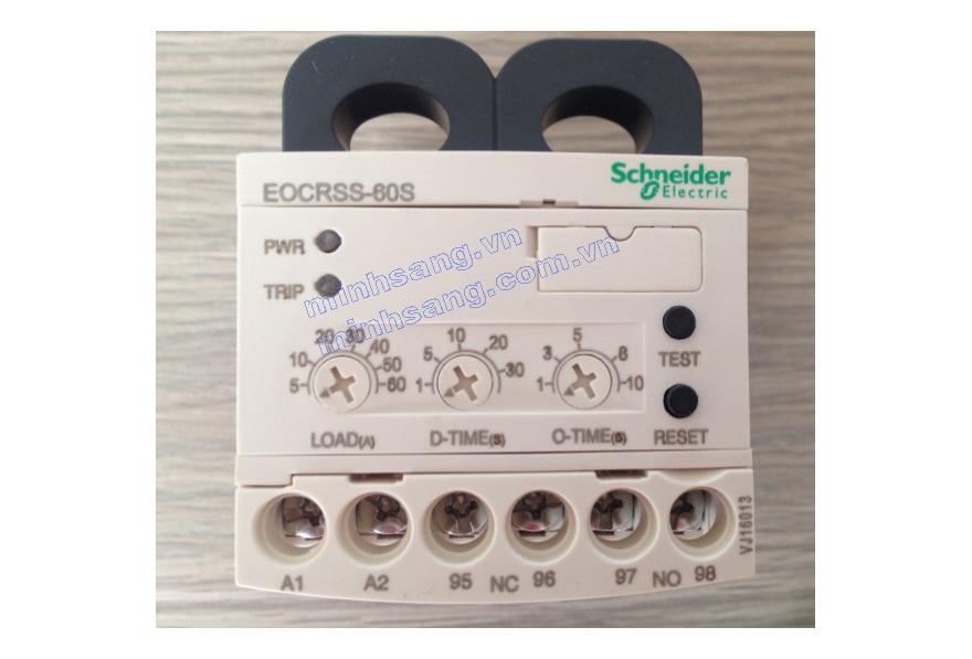 Relay nhiệt điện tử Schneider EOCRSS-60S