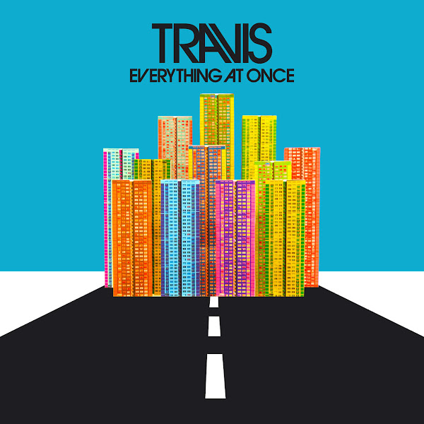 Travis - Everything at Once (Deluxe) Cover