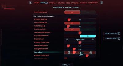 Solve Controller, Input Delay, Cyberpunk 2077