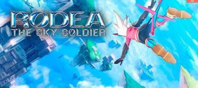 Videojuego Rodea Sky Soldier WiiU